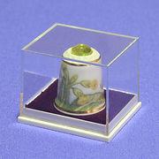 Branston Plastics high dome box shallow