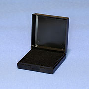 Branston Platics hinged earring box