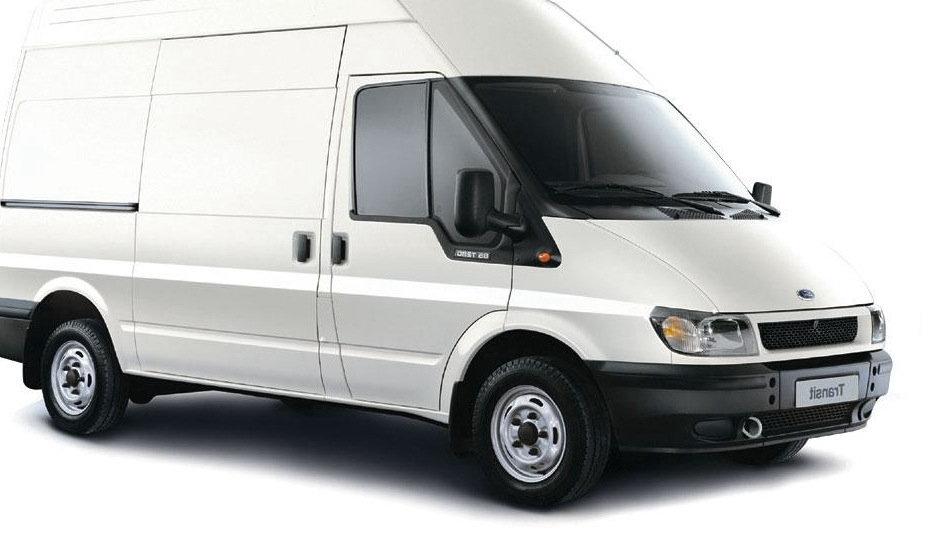 Large Van + One Team Member