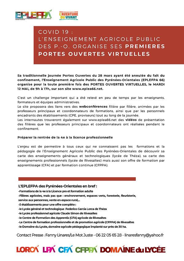 fanny_linares_communiqué_COVID_EPLEFPA.