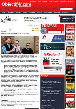 Objectif Languedoc-Roussillon - Entrepri