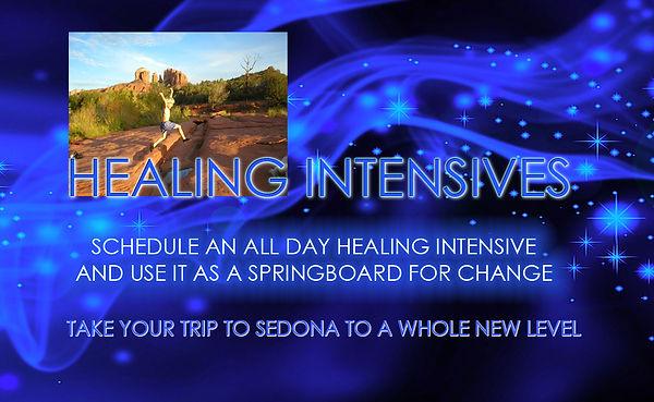 Healing Intensive in Sedona, AZ near Cathedral Rock