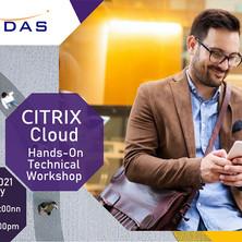 Citrix Cloud Hands-On Technical Workshop (16/9)