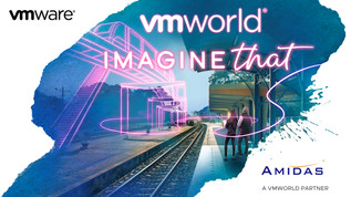 Join us for VMware World 2021