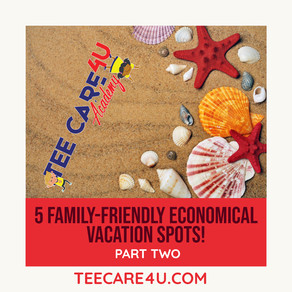 5 Family-Friendly Economical Vacation Spots | Part Two