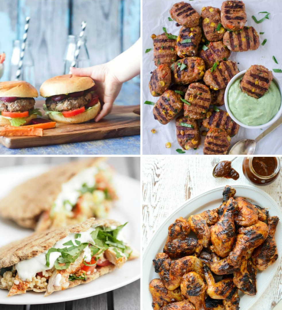 20 Kid-friendly and healthy BBQ recipes -  Kiddielicious Kitchen