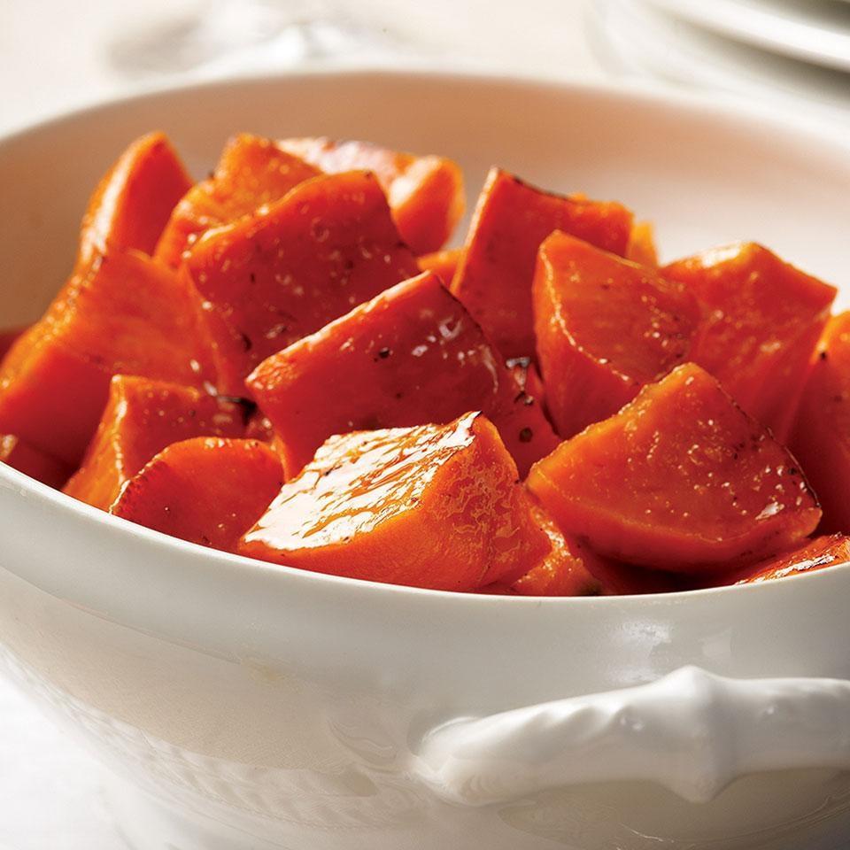 Maple-Roasted Sweet Potatoes - Tee Care 4 U Academy