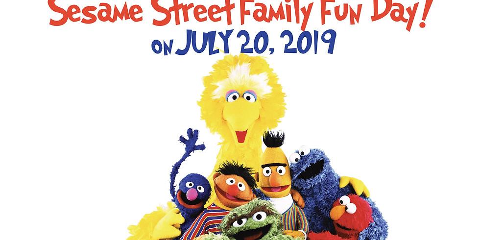 Sesame Street Family Fun Day