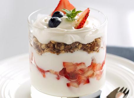 Layered Yogurt