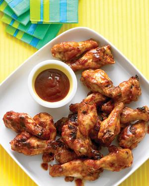 Brown-Sugar BBQ Chicken Drumettes - Tee Care 4 U Academy