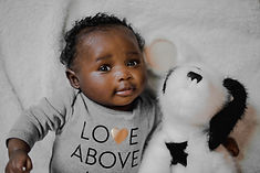 cute-portrait-of-two-month-old-african-a