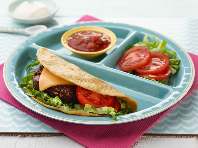 Food Network Taco Cheeseburger Recipe - Tee Care 4U Academy
