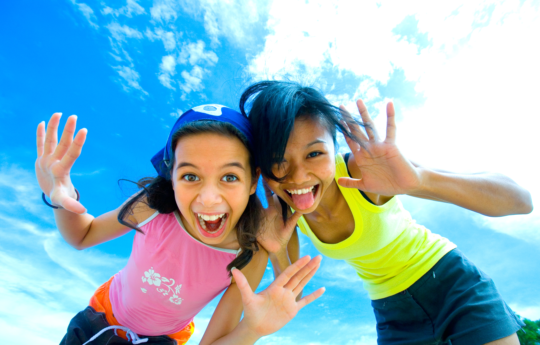 bigstock-Two-young-girls-having-fun-mak-18061163