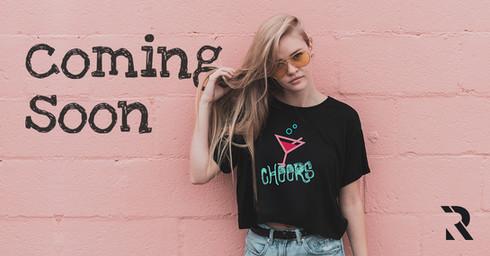 T-shirts (coming soon) Ad