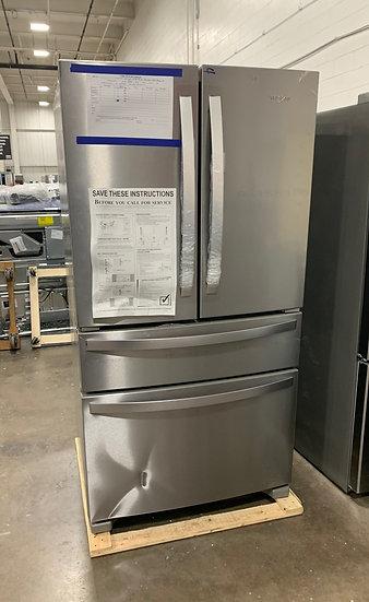 Whirlpool 25 CF French Door Refrigerator SS- 69952