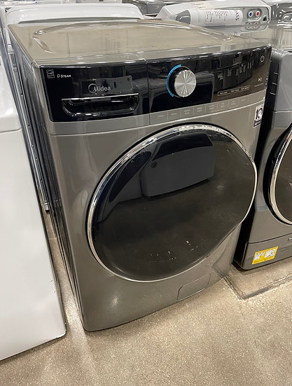 Midea 5.2 CF Front Load Washer Graphite- 29532