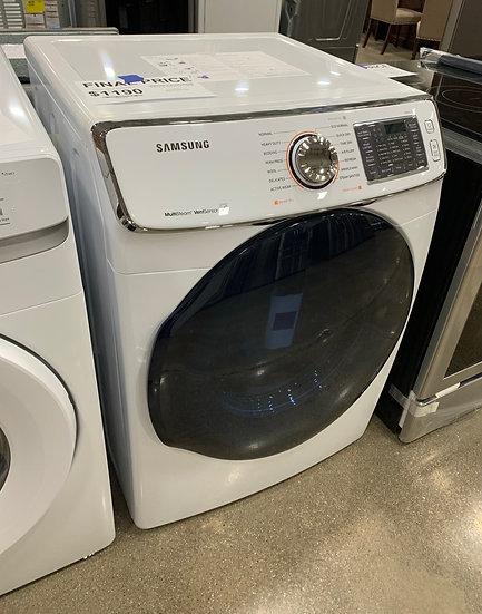 Samsung-D 7.5 CF Gas Dryer White- 89018