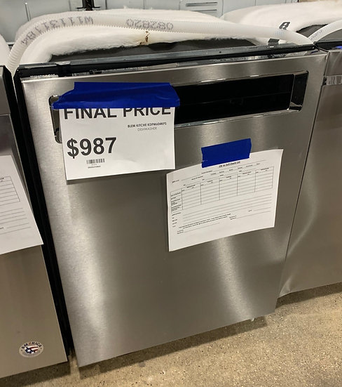 Kitchenaid Dishwasher SS- 89694