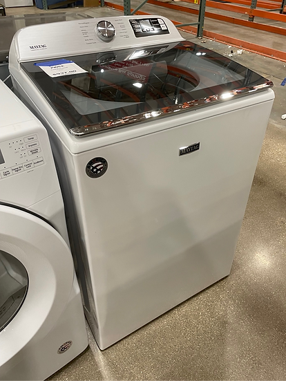 Maytag 5.3 CF Top Load Washer White- 24723