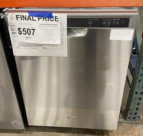 Whirlpool Tall Tub Dishwasher SS- 33710