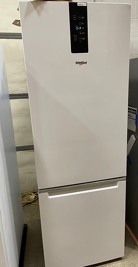 Whirlpool 12.7 CF Bottom Freezer Refrigerator White- 21608