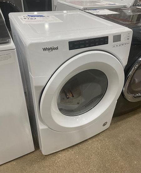 Whirlpool 7.4 CF Electric Dryer White- 23379