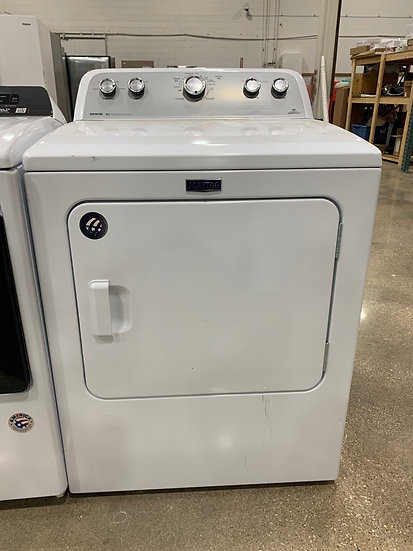 Maytag 7 CF Electric Dryer White- 61095