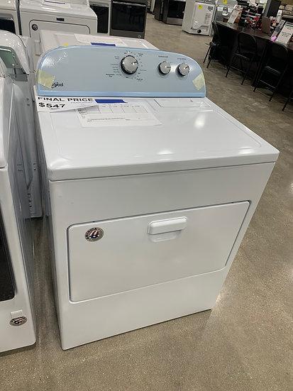 Whirlpool 7 CF Electric Dryer White- 91714