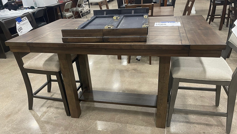 Ashley Moriville Counter Height Dining Table- 25589