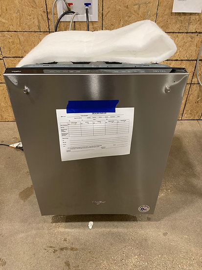 Whirlpool Stainless Tub Dishwasher SS- 82000