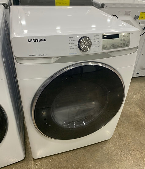 Samsung-D 7.5 CF Electric Dryer White- 94285