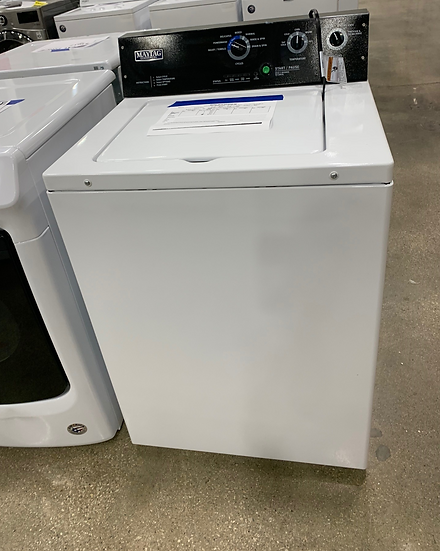 Maytag 3.5 CF Commercial Washer White- 85749