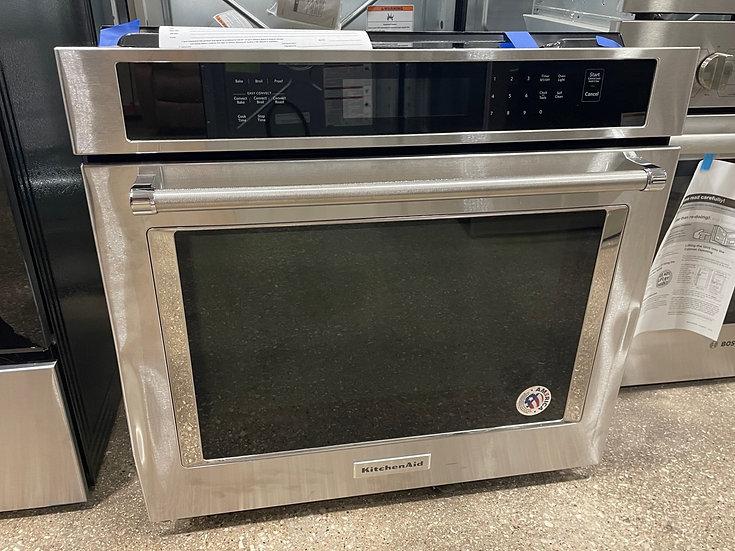 Kitchenaid Electric Single Wall Oven SS- 29226