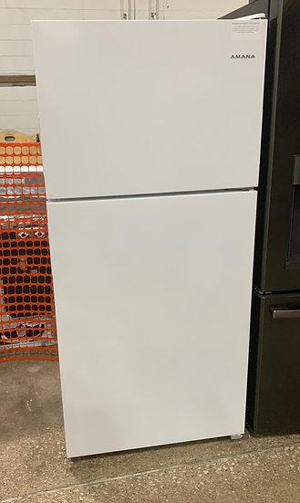 Maytag 18 CF Top Freezer Refrigerator White- 01246