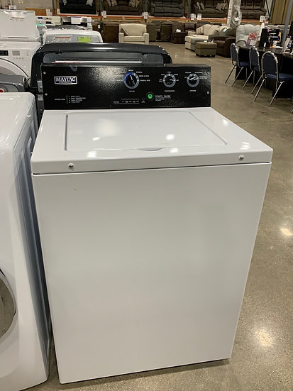 Maytag 3.5 CF Commercial Washer White- 71080