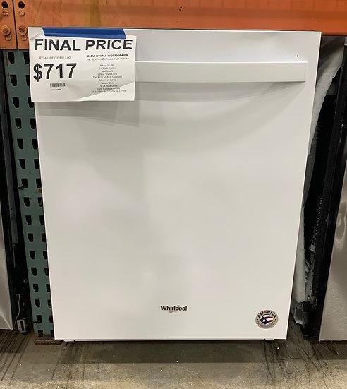 Whirlpool Built In Dishwasher White- 58871