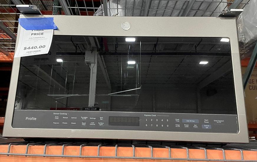 GE 2.1 CF OTR Microwave Slate- 29457