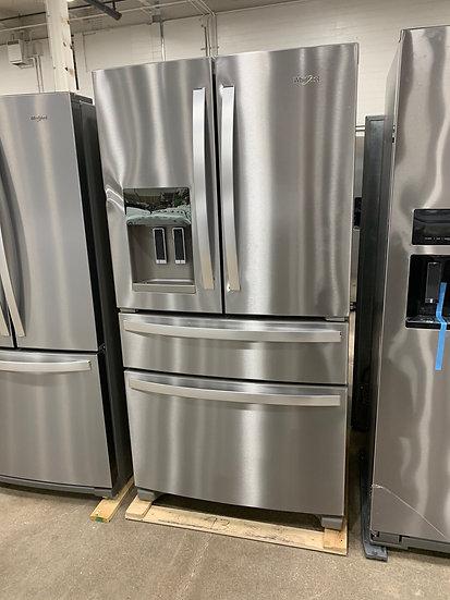 Whirlpool 25 CF French Door Refrigerator SS- 70015