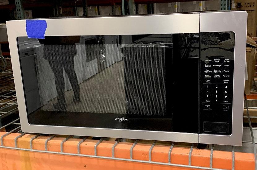 Whirlpool 2.2 CF Countertop Microwave SS- 89739