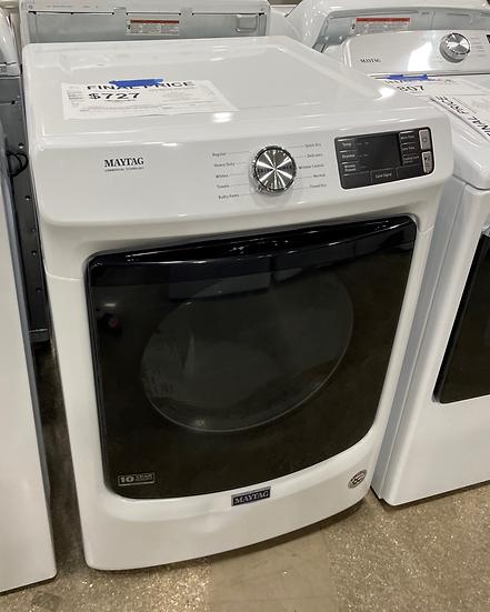 Maytag 7.3 CF Electric Dryer White- 21588