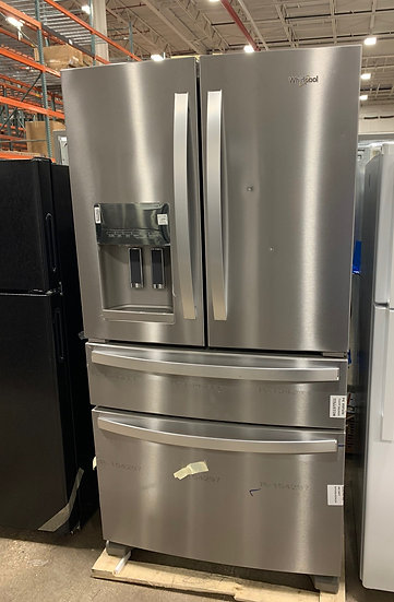 Whirlpool 25 CF French Door Refrigerator SS- 70426