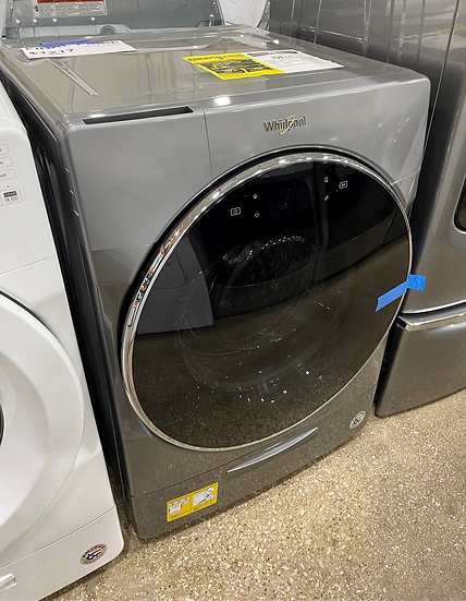 Whirlpool 5 CF Front Load Washer Chrome Shadow- 21178
