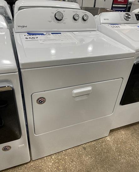Whirlpool 7 CF Electric Dryer White- 29216