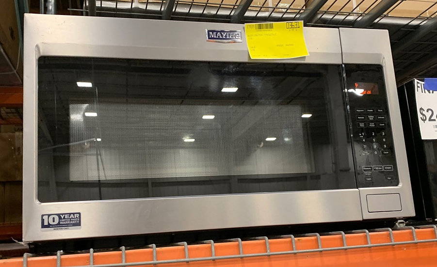 Maytag 1.9 CF OTR Microwave SS- 3631