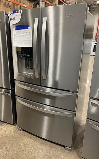 Whirlpool 25 CF French Door Refrigerator SS- 86415