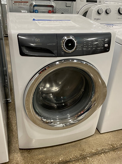 Electrolux 4.3 CF Front Load Washer White- 08455
