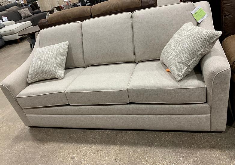 England Grand Linen Sandstone Full Sleeper Sofa- 95232