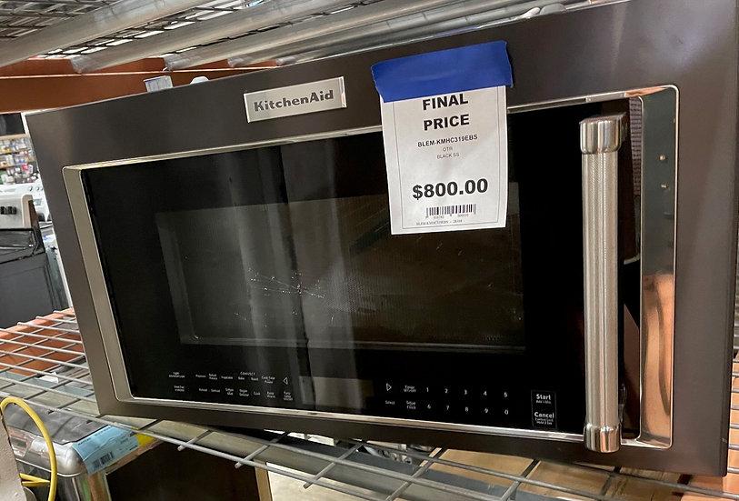 Kitchenaid 1.9 CF Microwave Hood Combo BS- 28104