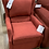 Thumbnail: England Parver Swivel Chair- 60300