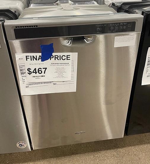 Whirlpool Energy Star Dishwasher SS- 20329
